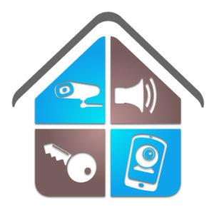 Überwachungskamera Bedienung Steuerung App Tablet Smartphone