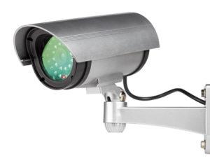 IP-Überwachungskamera Tests Bild Außen Innen