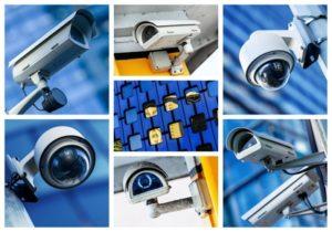 Überwachungskamera Arten Dome-Kamera Kamera mit Wandarm