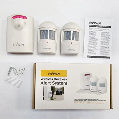 ii ii 4vwin bewegungsmelder mit alarm tests unter der lupe. Black Bedroom Furniture Sets. Home Design Ideas